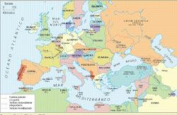 EUROPA AL COMIENZO DEL S XX