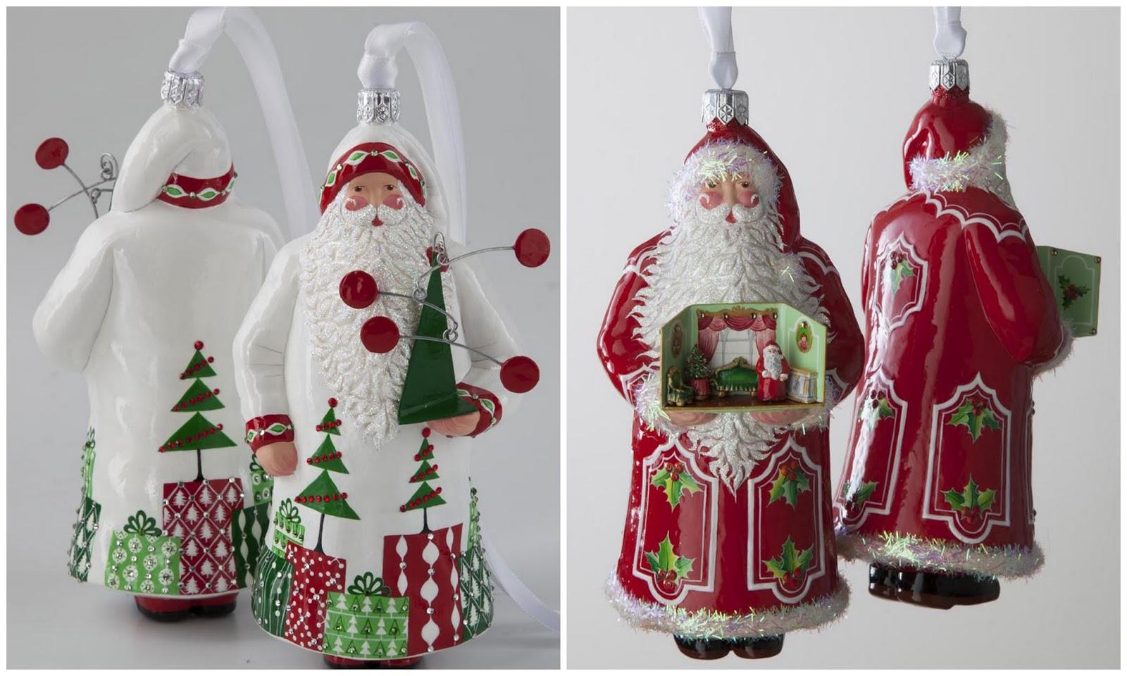 ARTifacts: Patricia Breen Ornament Sneak Peek