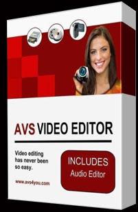 ������ ����� ������� ������� ������ ������� AVS Video Editor 7.3.1.277