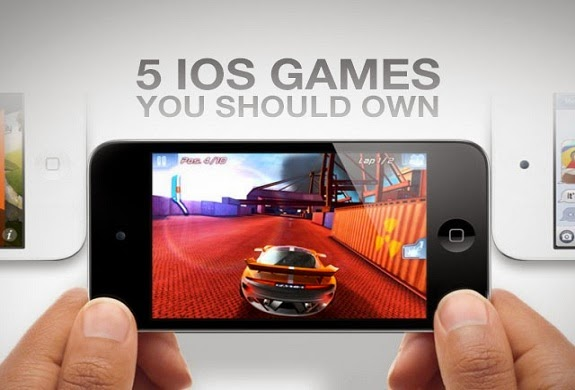 5 Best iPhone Games of 2014