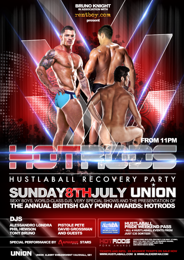 Gay porn industry in the U.S. has Grabbys Awards for so long.