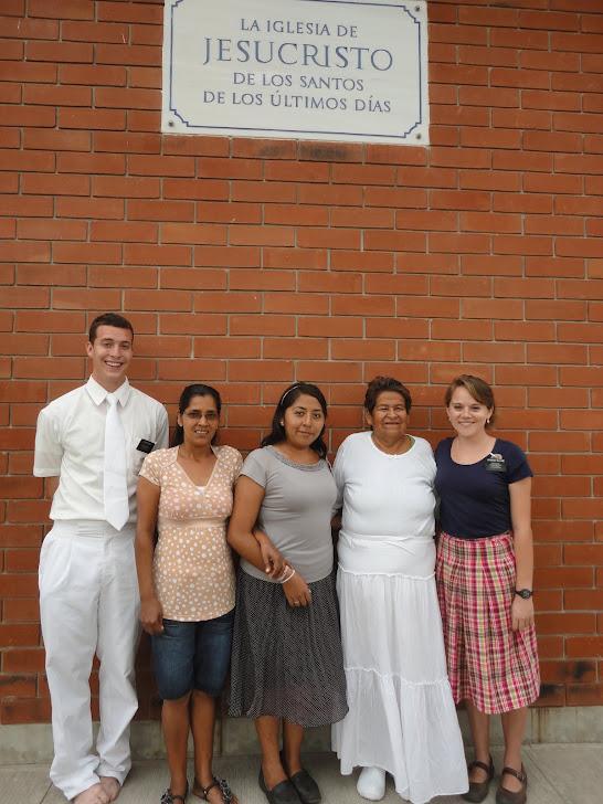 Blanca's Baptism