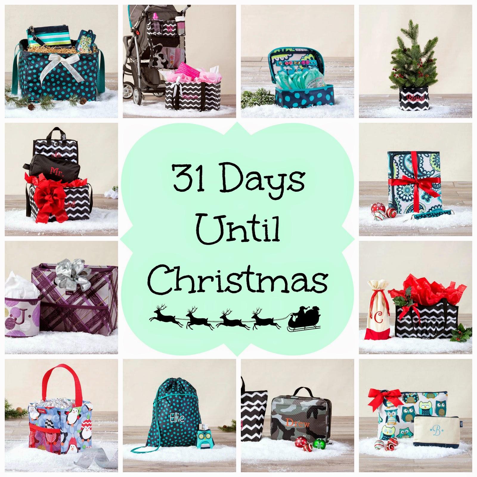 31 Days Until Christmas!