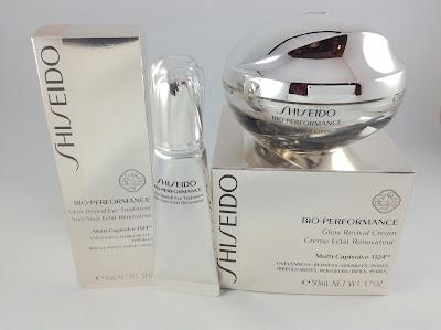 >> 快速修復肌膚瑕疵*SHISEIDO BIO-PERFORMANCE 高機能補濕乳霜&高機能多效補濕眼霜