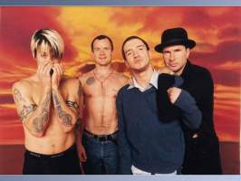 Frases de fama Red Hot Chili Peppers