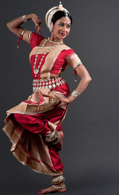 Tarakashi Jewellery in Odissi Dance