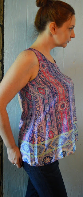 Fun2Fun Clarise Mixed Print Tank