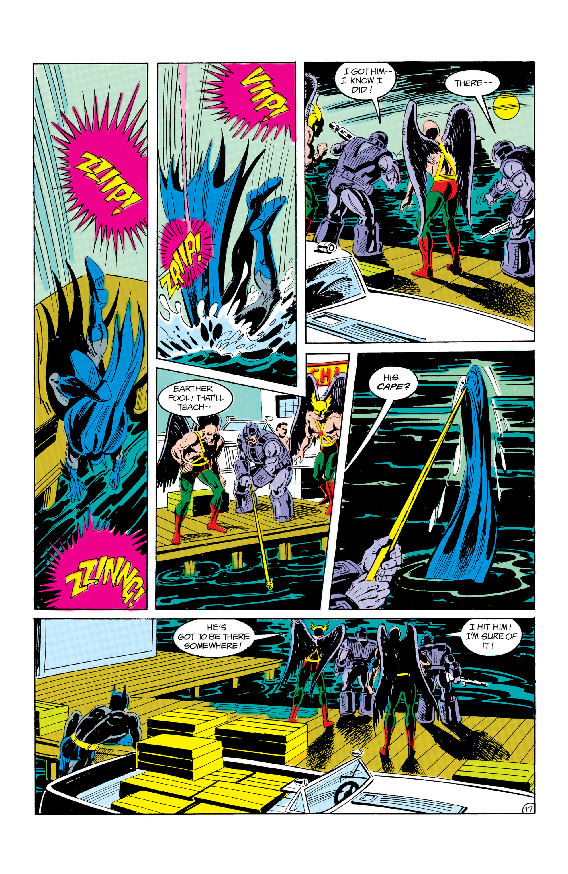 Detective Comics (1937) Issue #595 Page 34