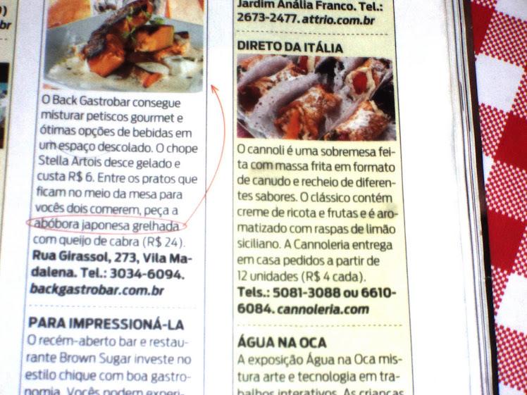 Revista VIP de março 2011