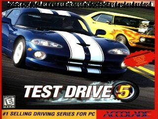 download test drive 5 game for pc