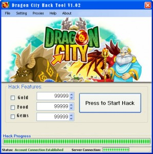 DRAGON CITY CHEAT ENGINE