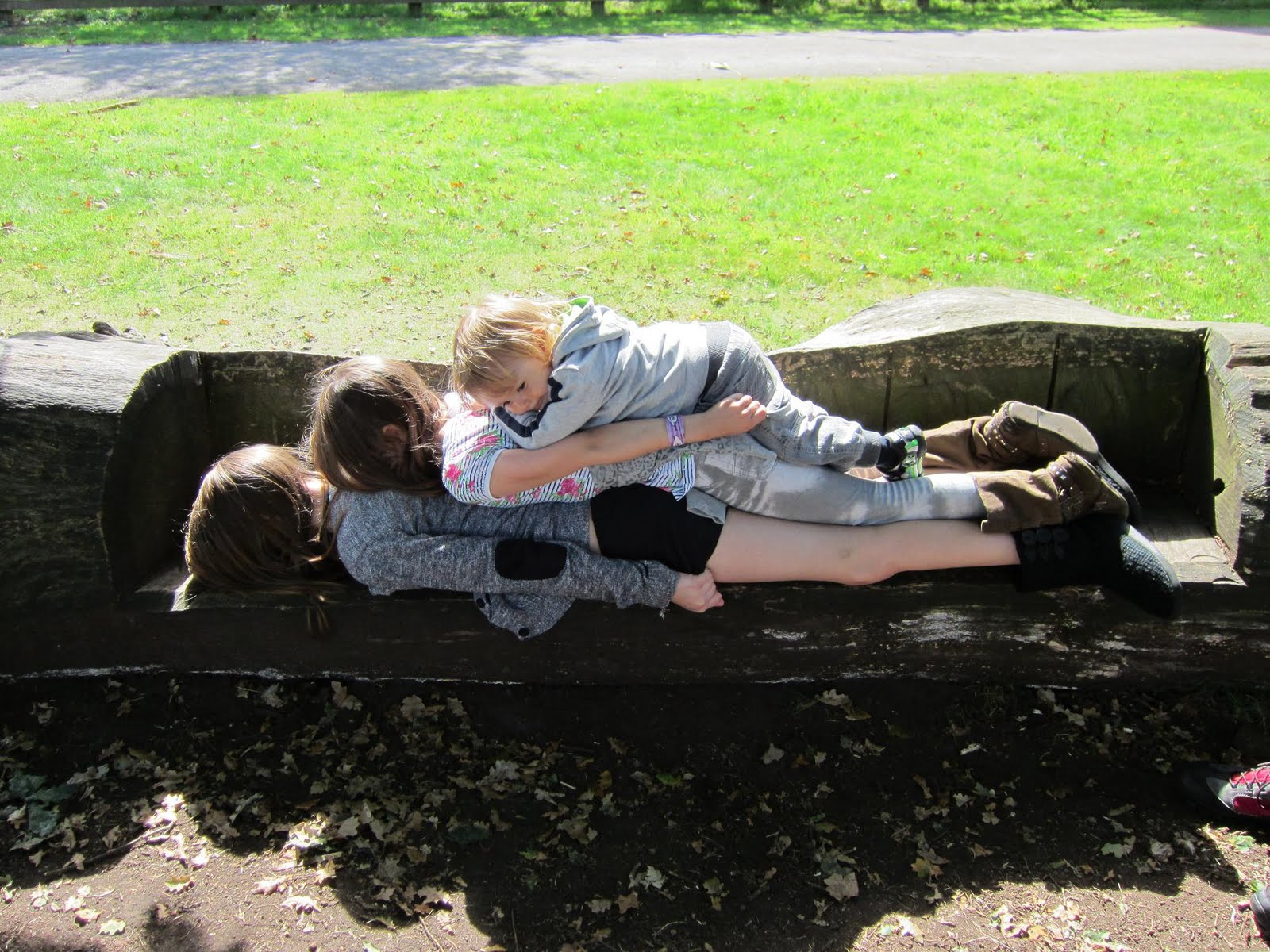 Inside the Wendy House: Planking and Horsemanning