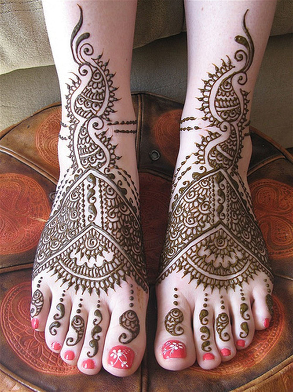 Latest WallPapers123 Bridal Mehndi Designs Images
