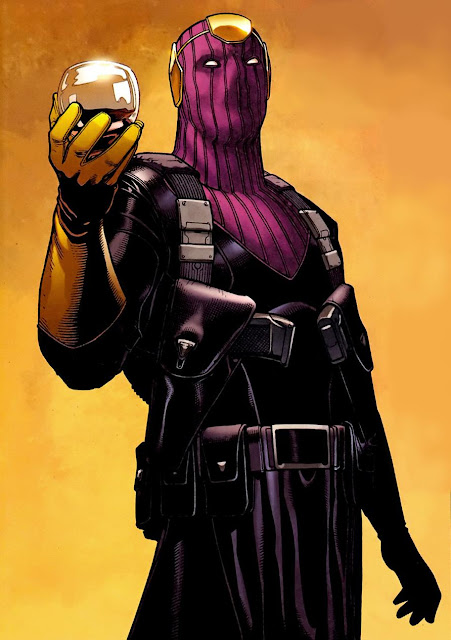 Baron Zemo Character Review - 3