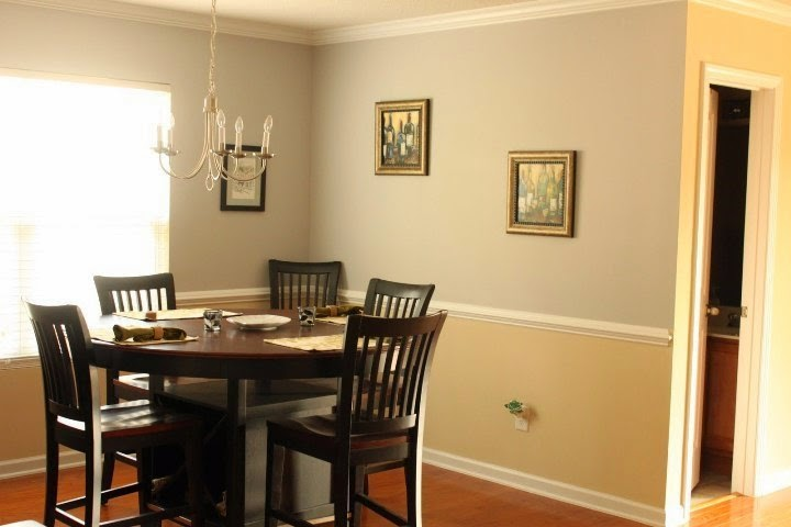 paint colour ideas dining room