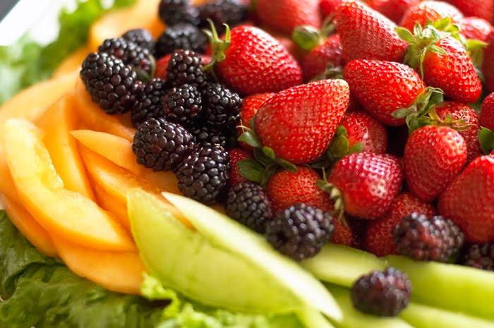 Flex Food - Enjoy Berries and Fresh Organic Fruits