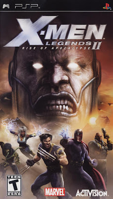 X-Men Legends II: Rise of Apocalypse PSP