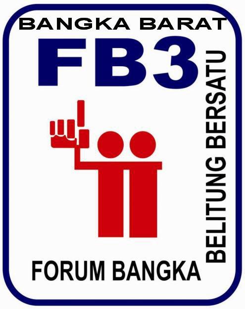 FORUM BANGKA BELITUNG BERSATU ( FB3 BANGKA BARAT )