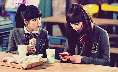 IU Miss A's Suzy