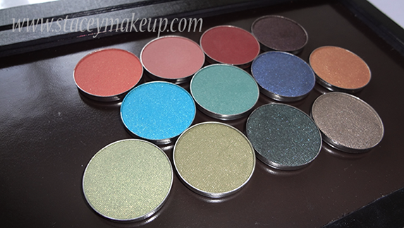 makeup geek eyeshadows review in magnetic palette
