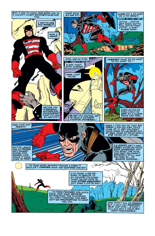 Captain America (1968) Issue #383 #316 - English 42