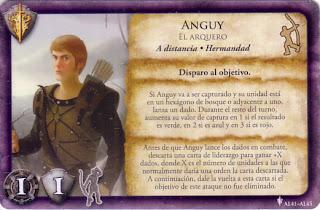 Anguy, el Arquero