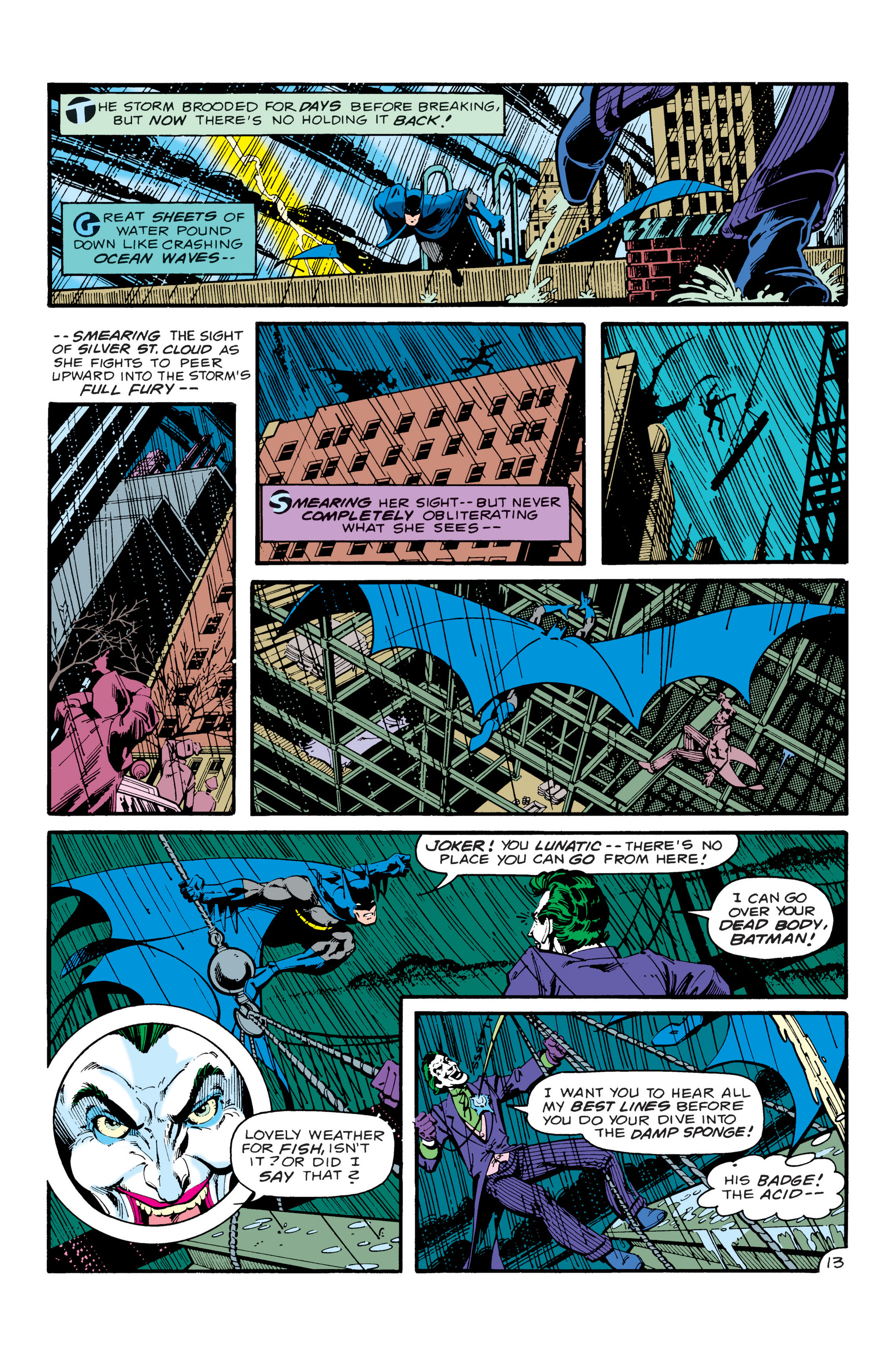 Detective Comics (1937) Issue #476 Page 14