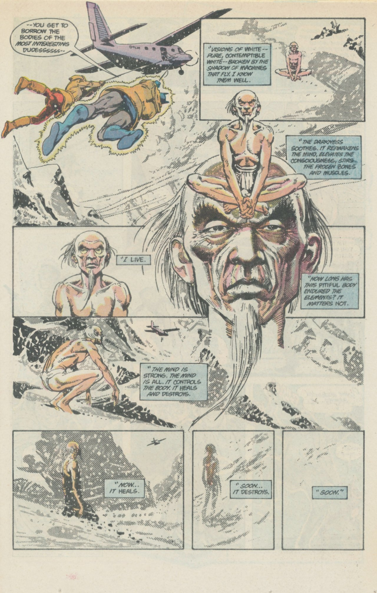 Deadman (1986) #1 #4 - English 12