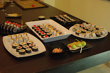 Sushi Party para ACN