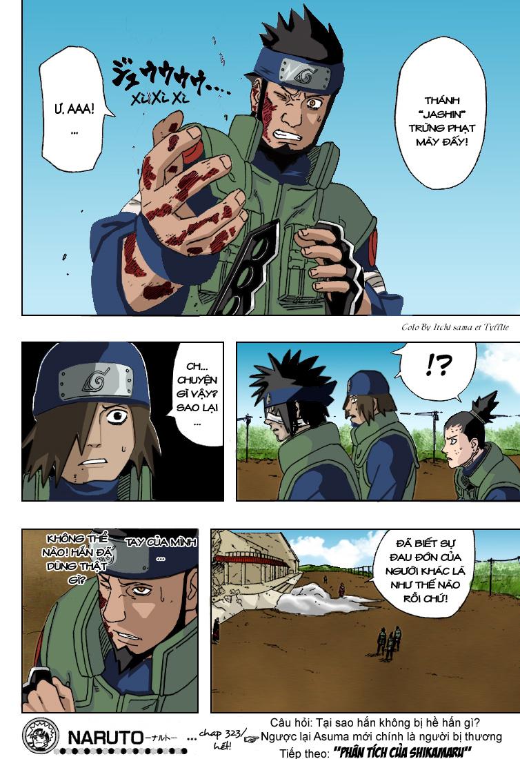 Naruto chap 323.Color Trang 16 - Mangak.info