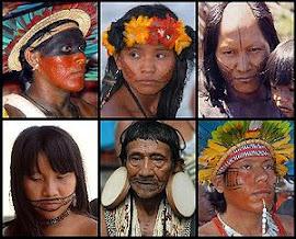 Dia da Luta dos Povos Indígenas