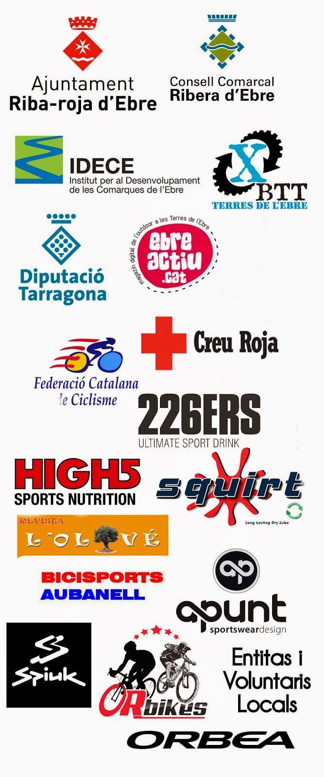 Organitzadors & Patrocinadors