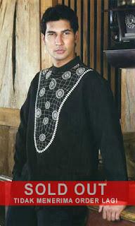 Baju Muslim Pria Terbaru 2012
