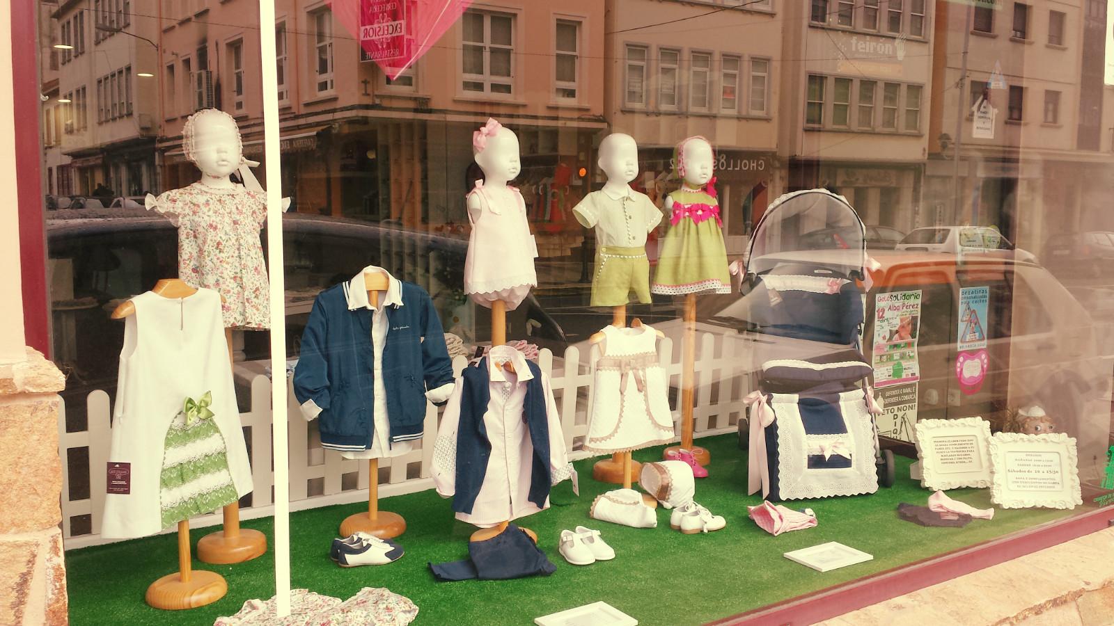 tienda moda infantil coruña ferrol