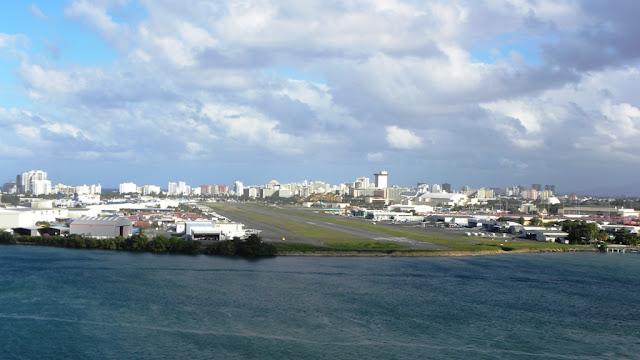 Airport of San Juan