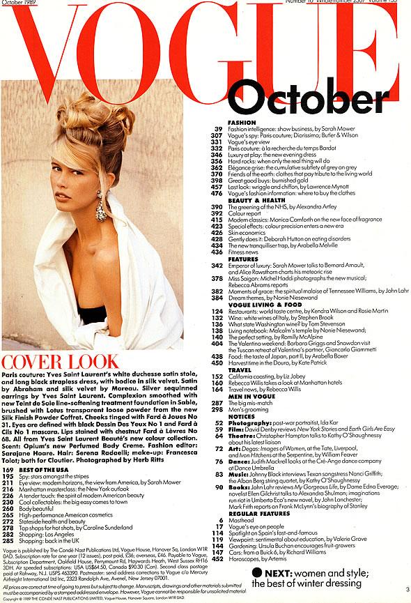 BTEC Nationals Art And Design Unit 12 27 Vogue