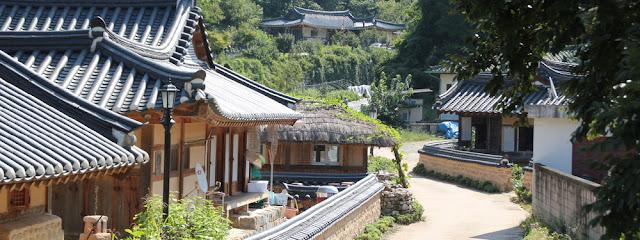 Aldea tradicional coreana Museom