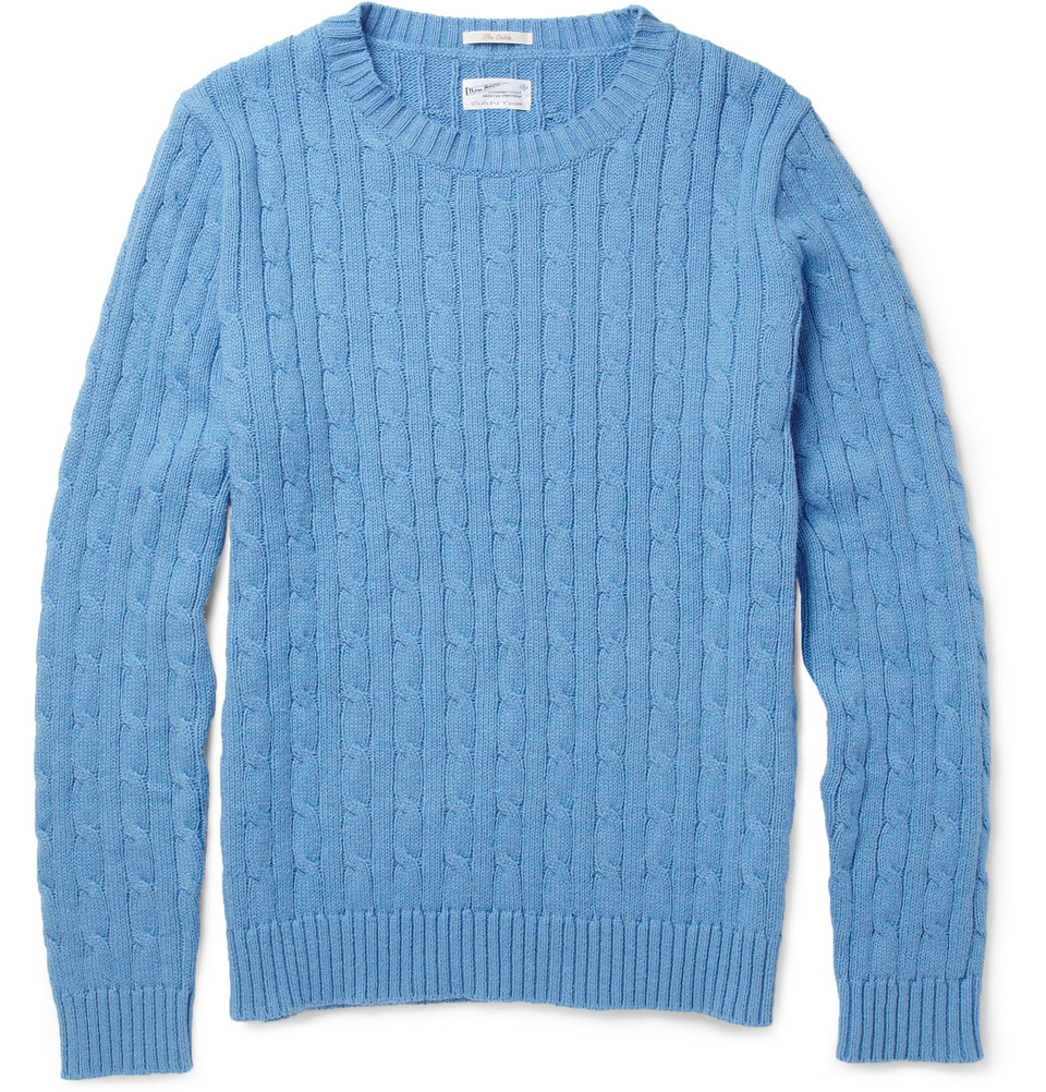 00O00 Menswear Blog Eddie Redmayne in Gant Rugger cable knit jumper - Peter and Alice after party London March 2013