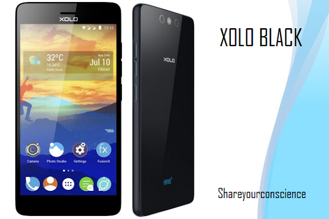 Price and review of XOLO Black