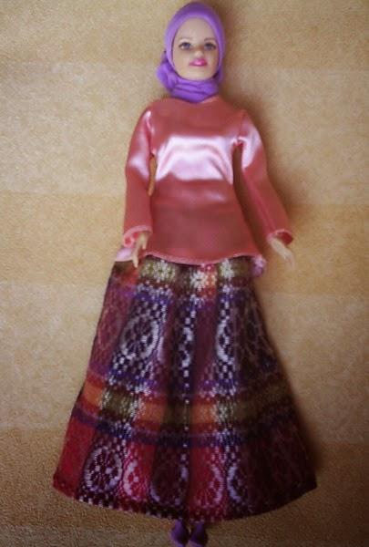 Kumpulan Gambar Boneka Barbie Muslim Cantik Dan Keren Untuk Anak 2015 ...