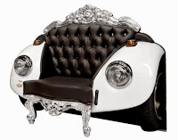 The Unique Beetle Armchair for Your Living Room