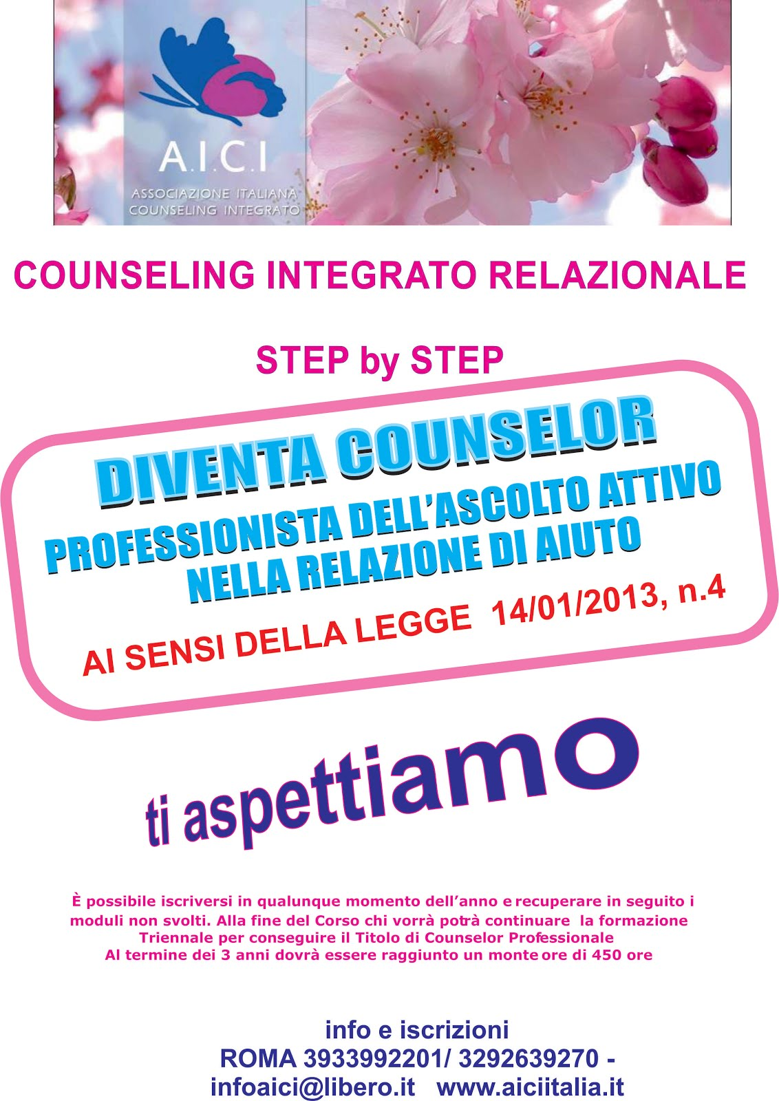 """DIVENTA COUNSELOR """