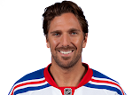 New York Rangers Goaltender #30 Henrik Lundqvist