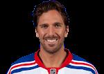 New York Rangers Goaltender #30 Henrik Lundqvist