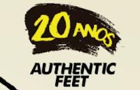 Circuito da Autenticidade Authentic Feet www.circuitodaautenticidade.com.br