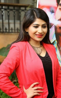 Actress Madhulagna Das Latest Pictures in Jeans at Hastashilpi Silk India Expo Launch  0008