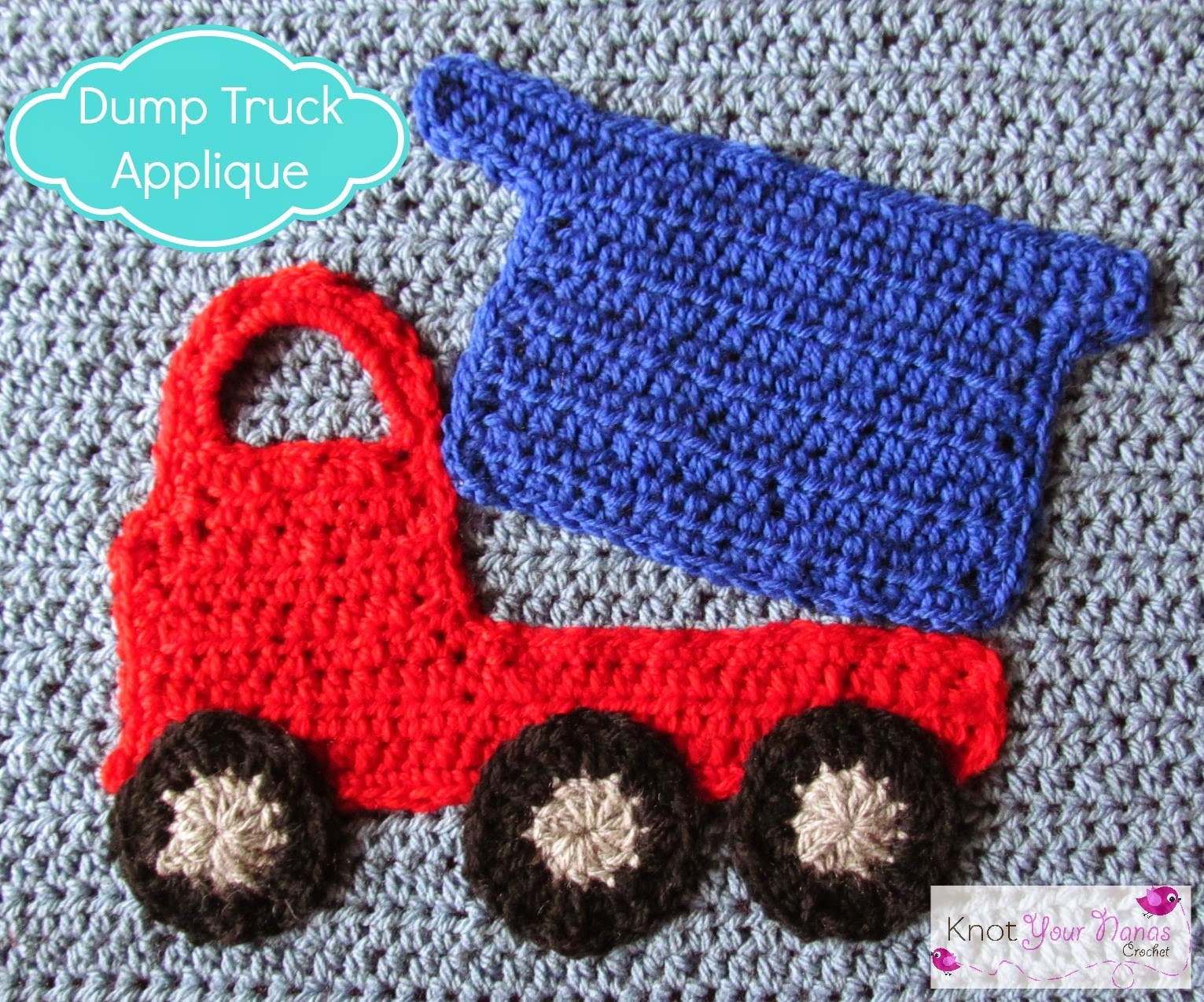 Crochet-Dump-Truck-Applique