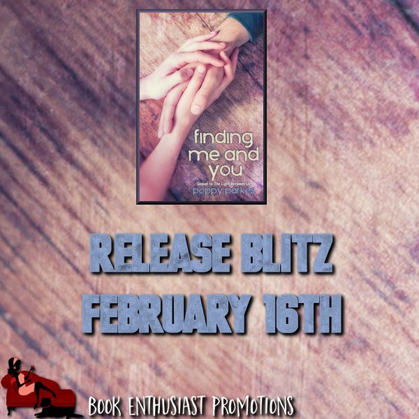Finding Me and You Release Blitz