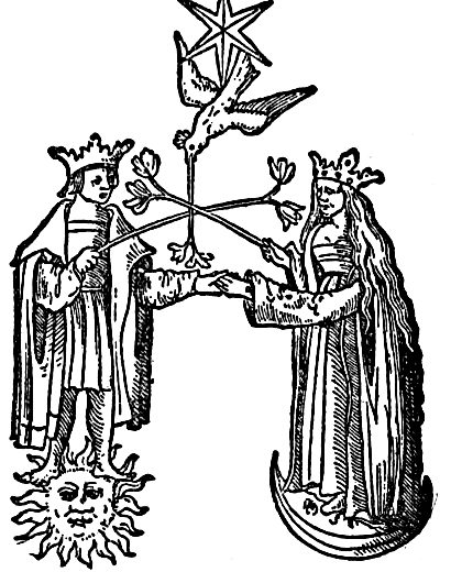 Hermetic Symbols Meanings With hermetic alchemy.   410 x 520 jpeg 112kB