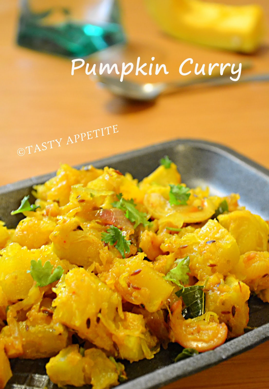 recipe: easy ndian-style pumpkin curry [11]